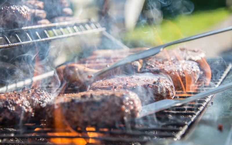 Organiseer een winterbarbecue