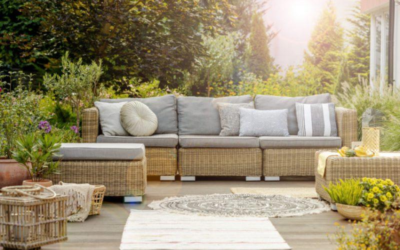 De juiste loungeset voor je tuinfeest.